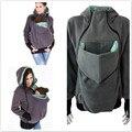 Hoodies Zwangerschap Baby Carrier Jas casaco voor Moeders Triple Multi-functionele Moeder Kangoeroe Trui Jas Vrouwelijke Sweatshirt