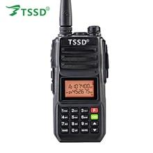 Original Baofeng DSP Walkie Talkie Dual Band DMR 5R Digital Radio Flashlight Portable Ham Radio 2000mAh Two-way Radio