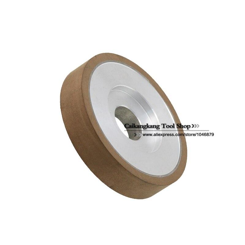 150% 100*25.4*20 meules Diamantées Concaves forme meule De Meulage En Carbure rectifieuse Accessoires