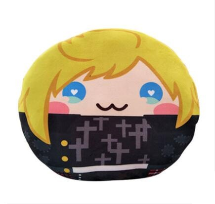 Final Fantasy XV FFXV FF15 Noctis Prompto Cosplay Plush Toy Doll Pillow 45cm