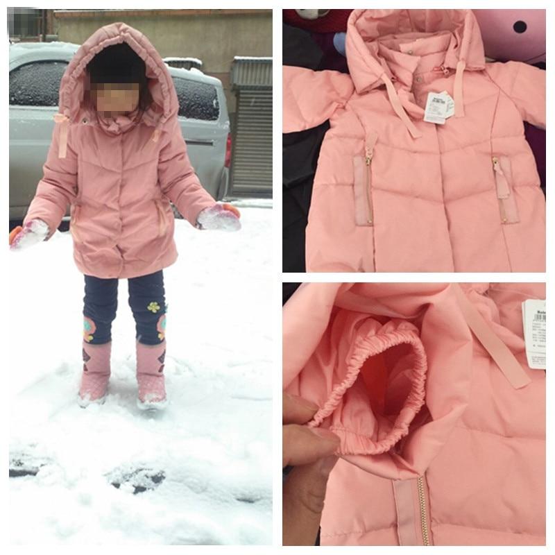 2018 Κρύο Χειμερινό Ζεστό Σκούρο - Παιδικά ενδύματα - Φωτογραφία 6