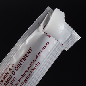 Image 2 - 100Pcs Fougera Vitamin Ointment A&D Anti Scar Tattoo Aftercare Cream For Tattoo Body Art Permanent Makeup Tattoo Accessories