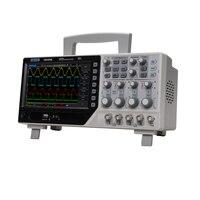 Лучшие Hantek DSO4204B современных цифровых триггер система DSO4204B Hantek 200 мГц пропускной способности 1GS/s частота дискретизации DHL Бесплатная доставк