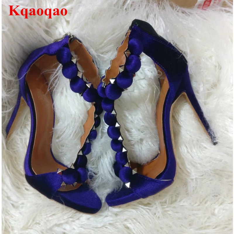 Sexy Flock Ankle Wrap Zapatos Mujer Chaussure Femme Luxury Brand Runway Super Star Shoes Women High Thin Heel Women Shoe Sandals zapatos mujer botas femmes chaussure women ankle boots luxury brand short booties round toe star runway cool warm brand shoes