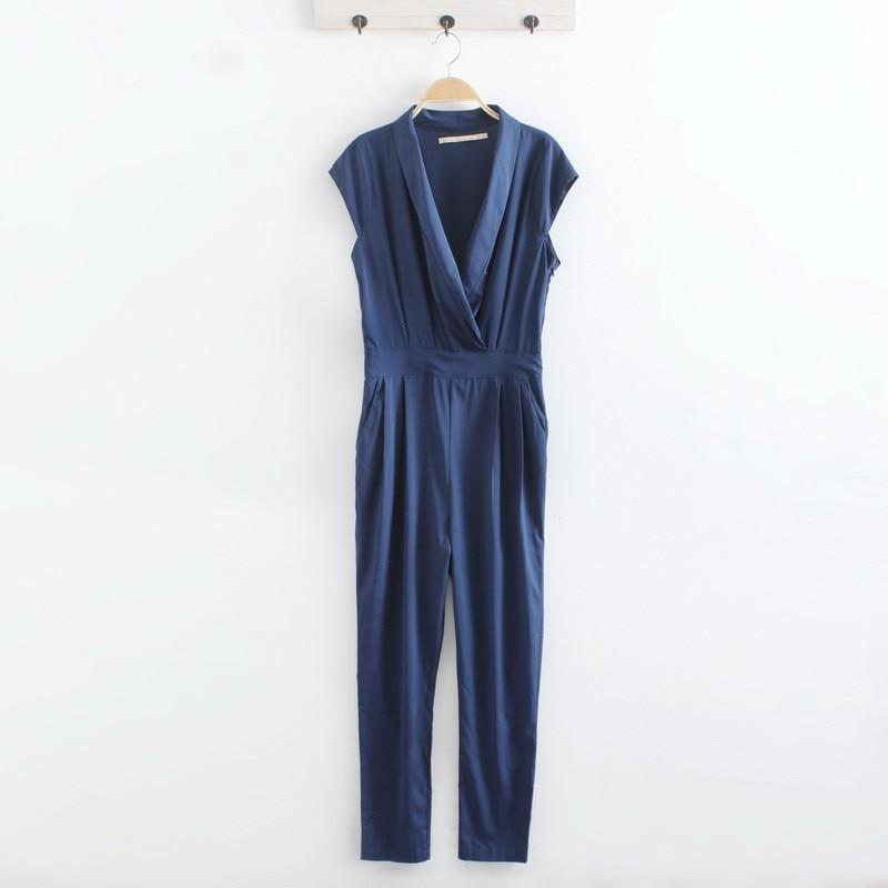 XXXL XXL Plus Size Chiffon Sexy Jumpsuit Womenu0026#39;s Overalls ...