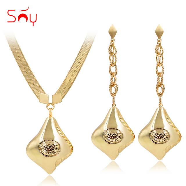 Sunny jewelry fashion jewelry findings 2018 heart copper dubai sunny jewelry fashion jewelry findings 2018 heart copper dubai jewelry set for women drop earrings pendant mozeypictures Image collections