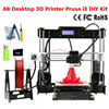 Anet A8 Auto Level Normal 3D Printer 0 4mm Nozzle Prusa I3 Aluminium Hotbed Cheap 3D