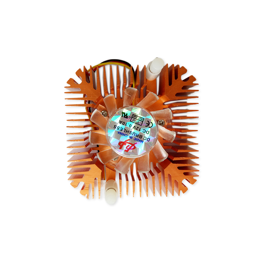 Free Shipping! Integral Cooling Fan For Firefly RK3399/RK3399 Plus Development Board Supporting