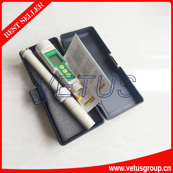 EC-1385L Pen type TDS Meter with EC CF function waterproof wholesale high quality cheap tattoo machines with best rotary tattoo machines price for permanent makeup free shipping china