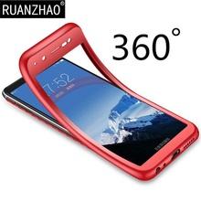 360 Degree Soft Case For Xiaomi Mi F1 8 SE A1 5X 6X A2 Redmi 6A 6 Pro S2 Cover For Redmi Note 6 5 5A Pro Silicone Full Cases