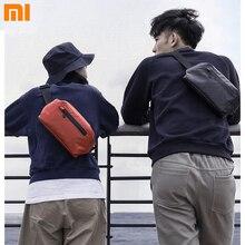 Xiaomi 90Fun Водонепроницаемый Сумка классная Повседневная нагрудная сумка для талии телефон ремень сумка для спорта на открытом воздухе для верховой езды с предохранителем и универсальным питанием-от источника переменного или Предупреждение