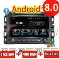 Topnavi 7 Octa Core Android 8.0 Car Radio Stereo Video Player For Dodge RAM1500 (2014 ) Car DVD Multimedia GPS Navigation 1 Din