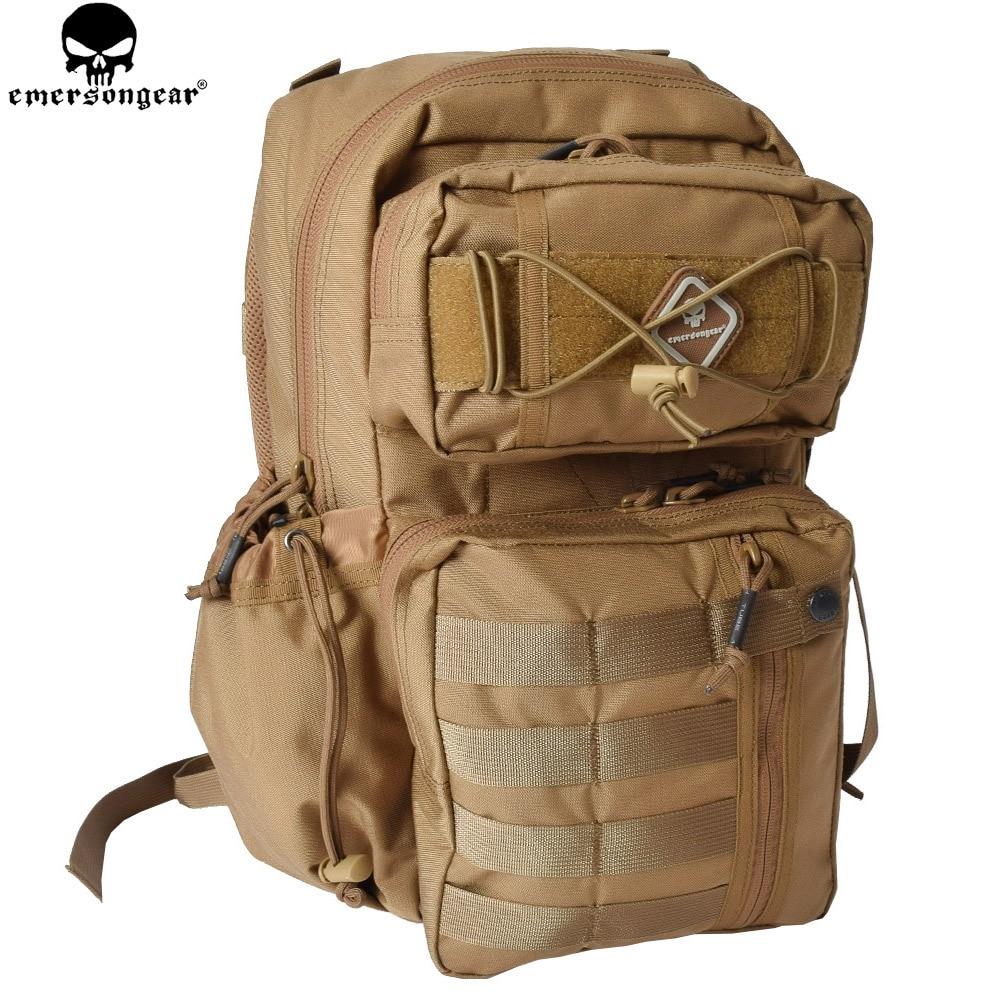 Emersongear TFM3 sac à bandoulière tactique sac à bandoulière militaire Airsoft sac polyvalent transformateur sac à dos EM8607