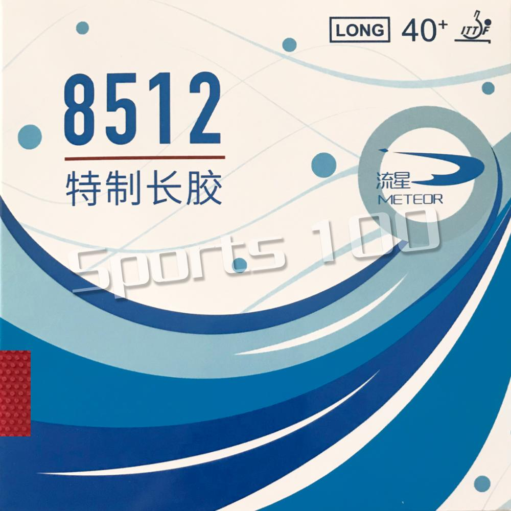 METEOR 8512 Pips Long Table Tennis Rubber