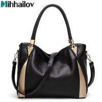 Shoulder Bags 2018 Luxury Handbags Women Bags Designer Casual Tote PU Leather Famous Brand Kabelky Soild Bag Classic XS 263