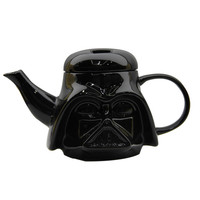 Star war coffee pot 3d ceramic kettle porcelain teapot drinkware