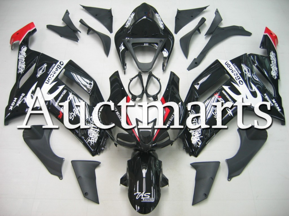 Fit for kawasaki ZX-6R 2007-2008 high quality ABS Plastic motorcycle Fairing Kit Bodywork ZX6R 07-08 ZX 6R CB23 hot sales popular cowling for zx 6r 07 08 kawasaki ninja zx636 zx 6r 636 zx6r 2007 2008 nakano body fairings injection molding