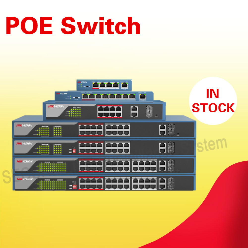 DS-3E0105P-E DS-3E0109P-E DS-3E0318P-E DS-3E0326P-E 100Mbps POE switch 003 120181 01 for christi e ds 26 ds 300 ds 305 ds 305w compatible lamp with housing free shipping