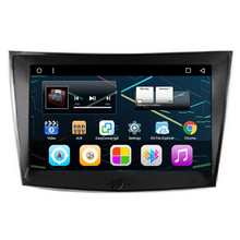 9″ Quad Android 6.0 Car Radio Audio DVD GPS Navigation Central Multimedia for Ssangyong Tivolan 2014 2015 2016