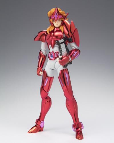 New Arrival CS Speeding Aurora Model Saint Seiya Metal Armor Myth Cloth Benetanash Eta Mimir Action Figure M