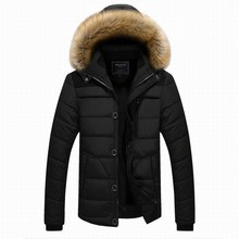 Winter Jackets Men's Warm Casual Plus Thick High Quality Outwear Big Size Brand Clothing Male 5XL Mens Coats Down Jacket Z2737