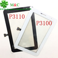 White Black P3100 P3110 Touch Panel For Samsung Galaxy Tab 2 7.0 P3100 P3110 Touch Screen Digitizer Panel With Tracking