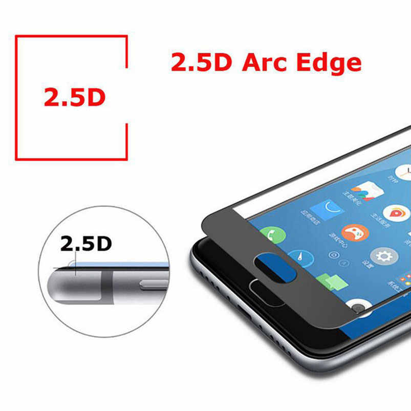 Szkło hartowane 9 H do Meizu 16th 16x8 16x m6s m6 Pro 7 m5s 15 uwaga m5 6 Plus folia ochronna na ekran Case torba m6 uwaga