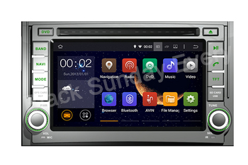 RAM 2GB Android 9.0 Fit Hyundai H1,Grand Starex,Grand Starex Royale,i800,Starex 2007 - CAR DVD player Multimedia Navigation GPS