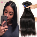HC hair product peruvian virgin hair straight human hair weaves 100g/pcs 3pcs/lot good deal unprocessed peruvian straight hair