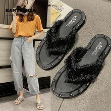 Sequin Womens Summer Shoes Casual Fashion Flip Flops Classic Fashionable