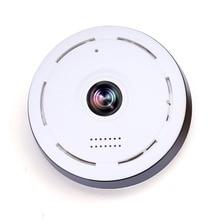 Night vision 360Degree network Camera 1.8mm 960P   Fisheye video Camera Quad View Mini VR HD P2P IP Camera Support 128GB TF Card