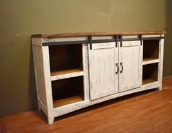 """60 """"/70""""/80 """"деревянный шкаф двойные раздвижные двери сарая железные детали Мини Сарай двери набор направляющих для повесить 2 двери комплект"""