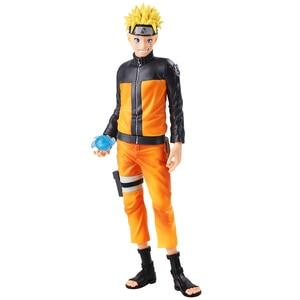 Image 4 - 3style anime Naruto figurki Uzumaki Naruto uchiha sasuke hatake kakashi pcv figurka model kolekcjonerski zabawki prezent dla dzieci