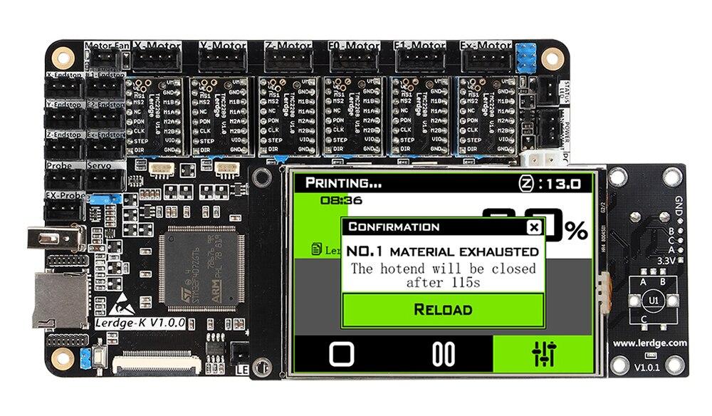 TMC2208 K board