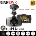 HD 2.4 LCD 1080P Car DVR Vehicle Camera Video Recorder Dash Cam Night Vision
