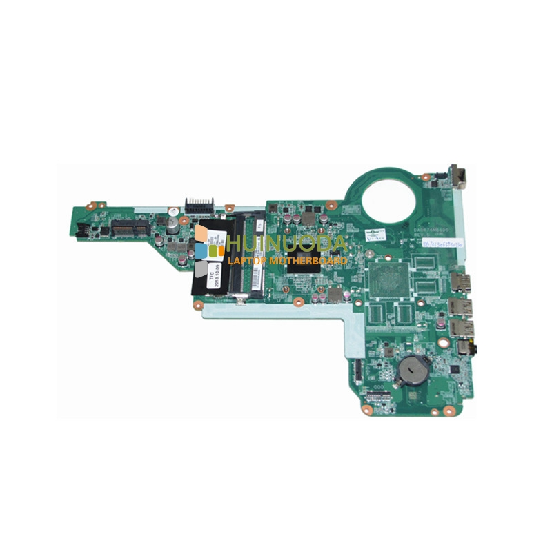 731534-001 731534-501 For HP Pavilion 17Z-E100 17Z Laptop Motherboard A4-5000 CPU Onboard DDR3 DA0R76MB6D0 warranty 60 days 574680 001 1gb system board fit hp pavilion dv7 3089nr dv7 3000 series notebook pc motherboard 100% working