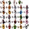 Retail 29 Marionetas de Mano Animales de Navidad Marioneta de Dedo Set de Navidad Muppets Para Bebés y Niños Juguete Historia Apoyos Que Hablan Múltiples Opcionales