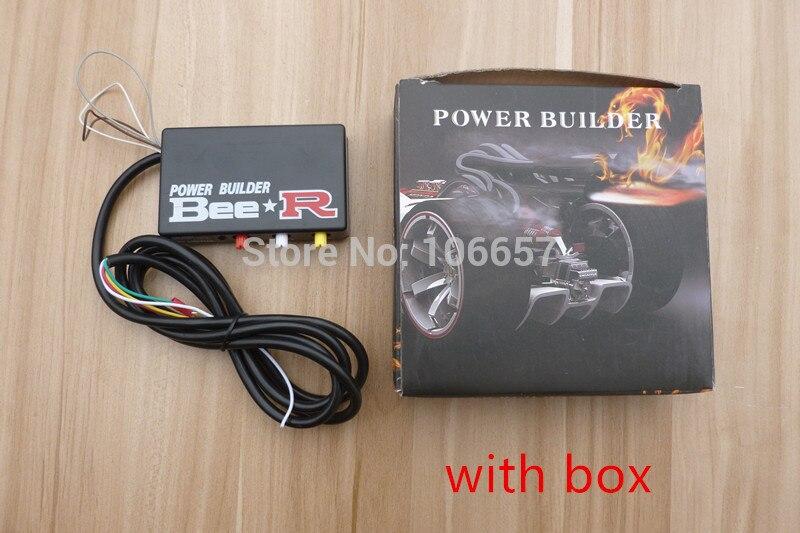 Freies verschiffen Bee Rev Limiter racing Power Builder Flamme Typ B Universal Flamme kits auspuff zündung Rev limiter launch-control
