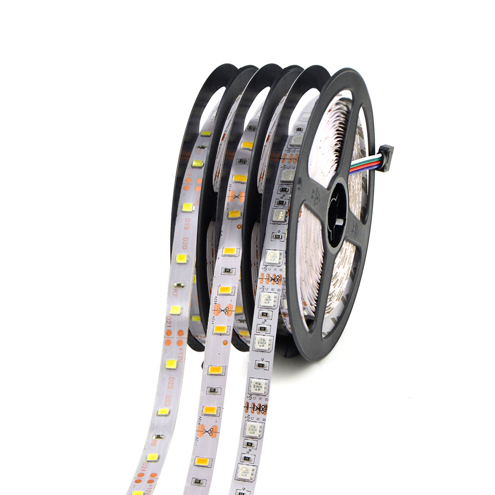 Led Strips Not Waterproof Rgb Led Strip Light 5m Dc 12v 5050 Smd 2835 Smd 5630 Smd Led Light Fiexble Lamp Ribbon Tape Decor Home Lighting Spare No Cost At Any Cost