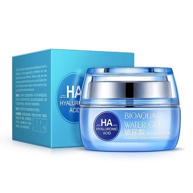 New Essência Soro Ácido Hialurônico Hidratante Creme Para o Rosto Cuidados Com A Pele Branqueamento Ageless Tratamento Da Acne Anti Rugas Elevador Endurecimento