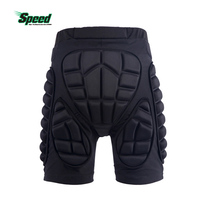 SALETU Skiing Skating Sports Overland Racing Armor Pads Hips Legs Protective Pant Hockey Knight Ride Equipment