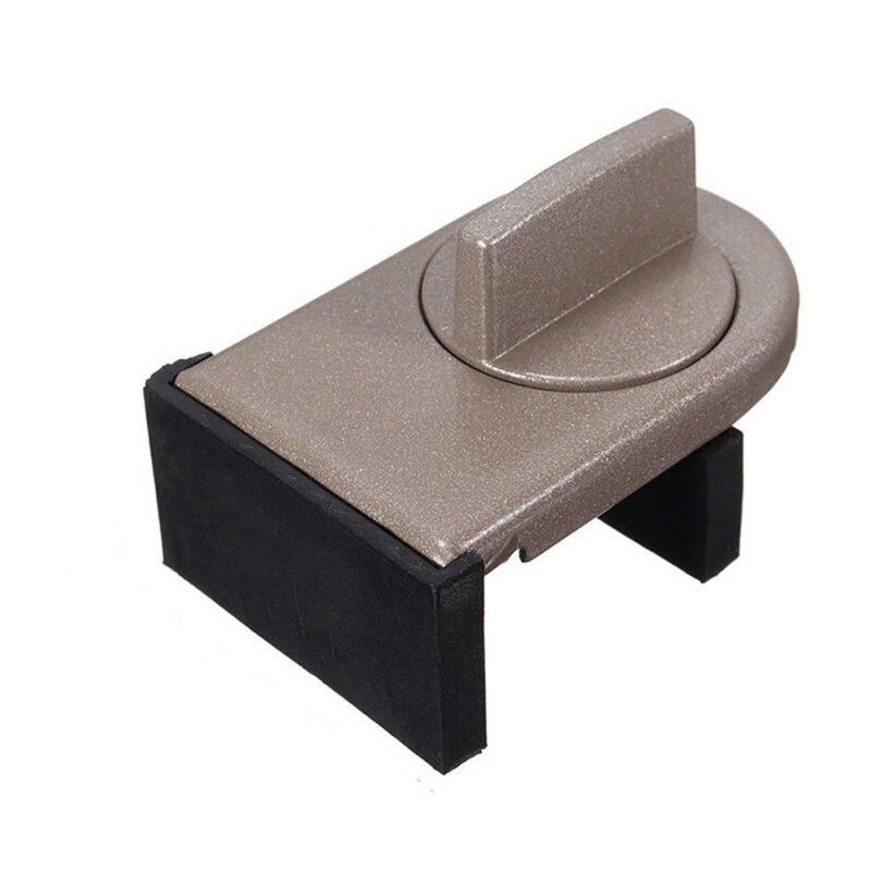 Iron Geschilderd Panning Deuren En Ramen Veiligheidsslot Voor Kinderen Tegen Alip Knop Aluminium Venster Spacer