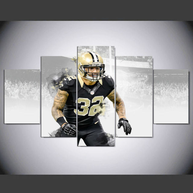 New Orleans Wall Decor aliexpress : buy new orleans saints player 32 kenny vaccaro