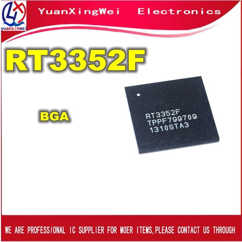 Free Shipping 1pcs/lot RT3352F RT3352 BGA