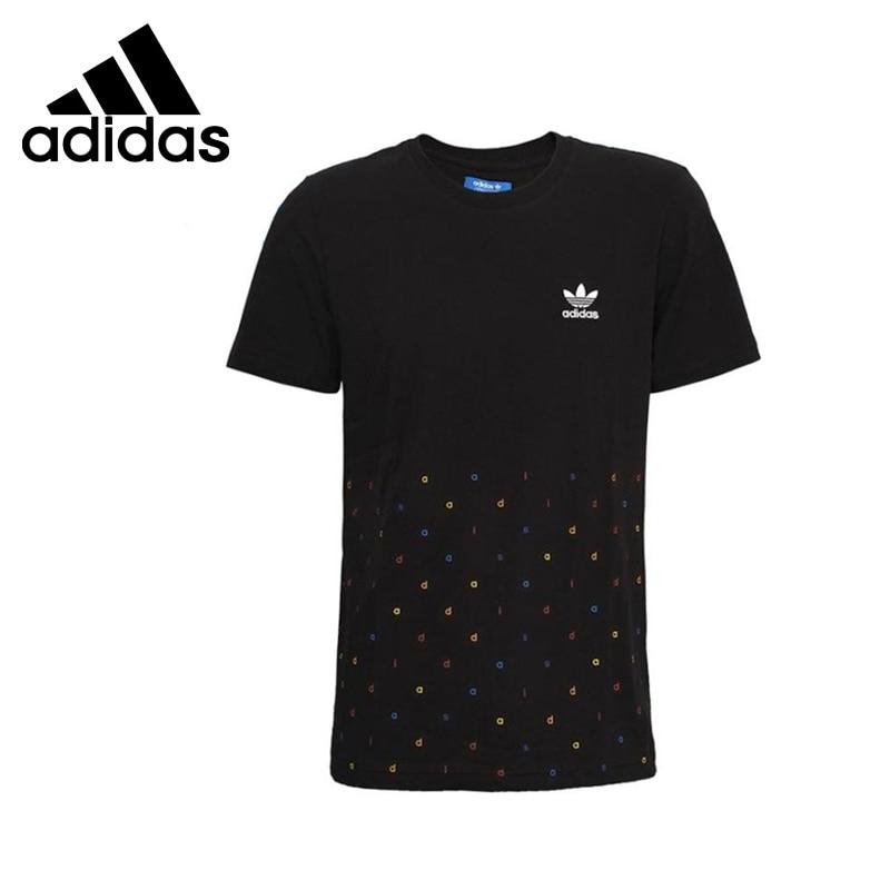 ФОТО Original New Arrival  Adidas Originals  Men's   T-shirts short sleeve Sportswear