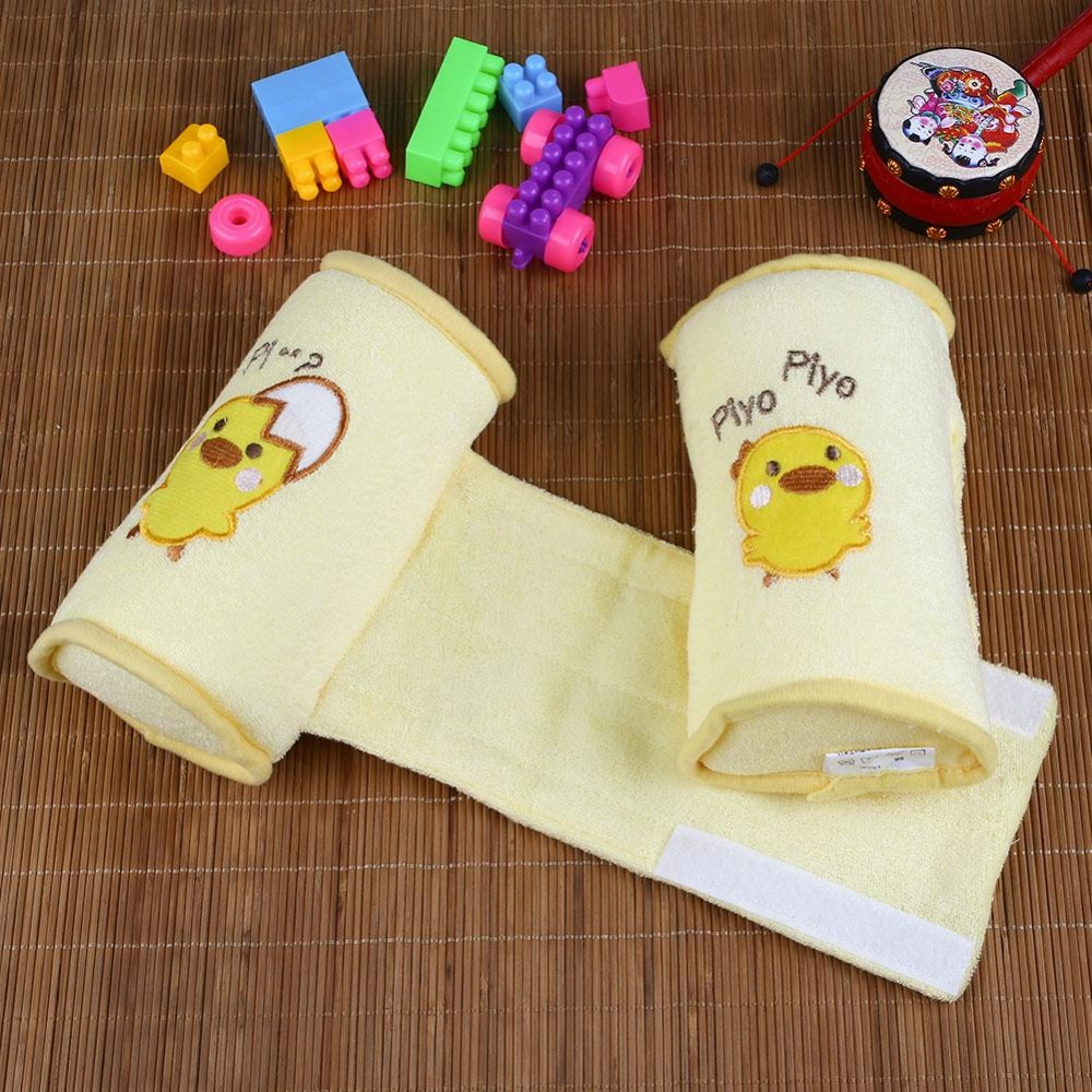 Baby Cotton Sleep Head Positioner Anti-rollover Anti Roll Support Pillow