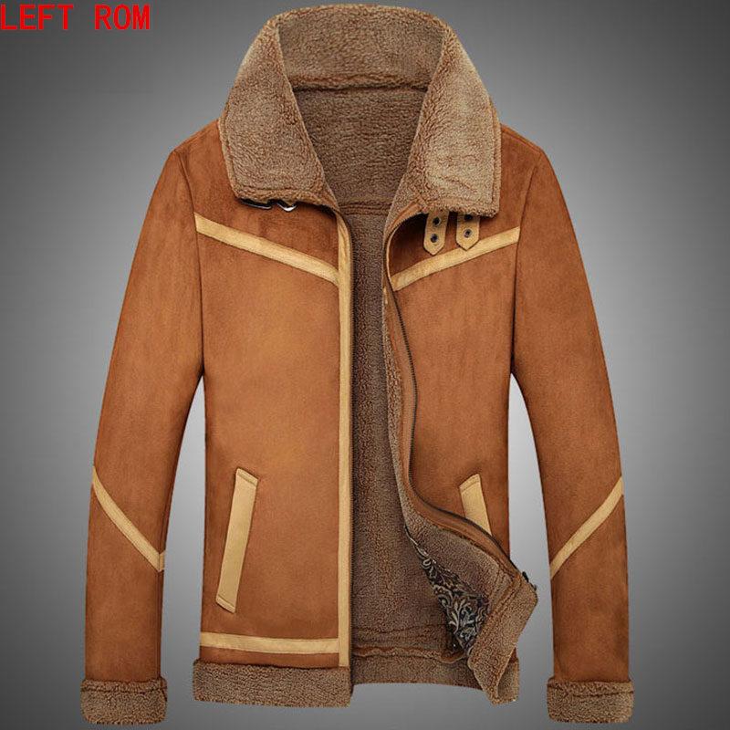 Blouson aviateur hiver homme Air Force Pilot MA1 veste chaude homme col fourrure armée veste tactique homme veste taille 4XL