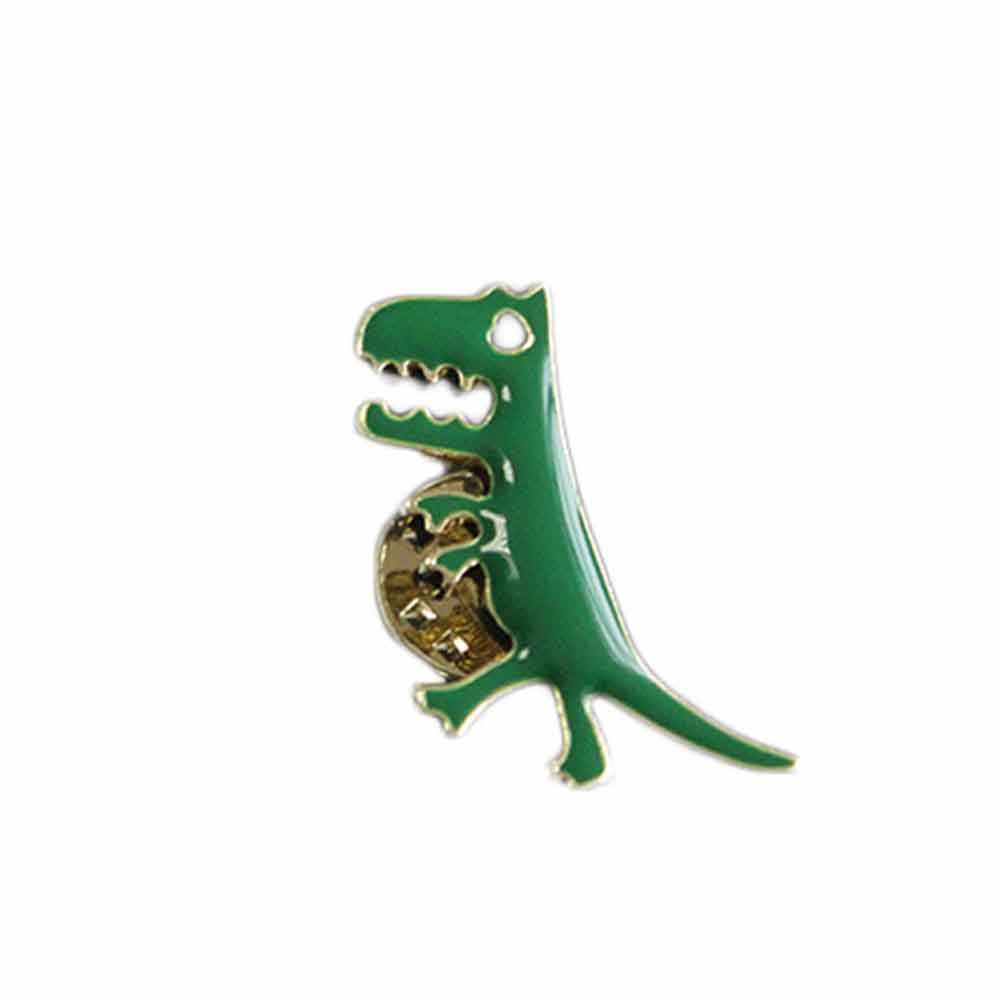 ドラゴン恐竜バッジボタンピンアイテム人格ギフトヴォーグ販売個別現代