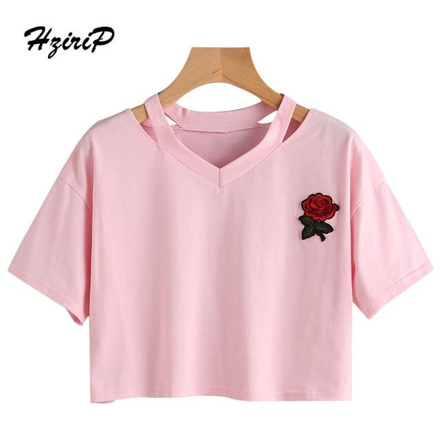 Basic pink t shirt custom