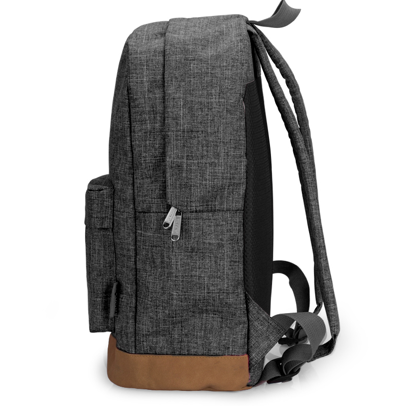 laptop mochilas mulheres mochila casuais Interior : Bolso Interior do Entalhe